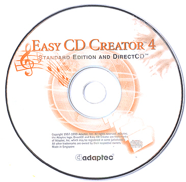 a introduction of adaptec easy cd creator Adaptec easy cd creator deluxe edition v35  adaptec  10 out of 5 stars 1 customer review available from these sellers customers also shopped for page 1 of 1.