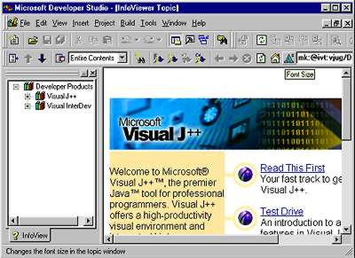 Visual Studio 97 Enterprise Edition Constructs Your Vision