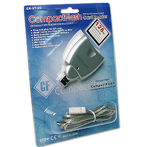 Compact flash card reader cr-v7-uc driver