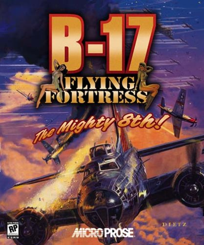 B-17 Flying Fortress - The Mighty 8th Retail Box
