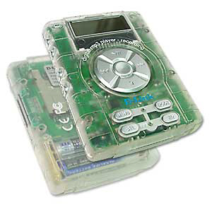 D-Link 32MB Portable MP3 Player/Voice Recorder w/ Software ...