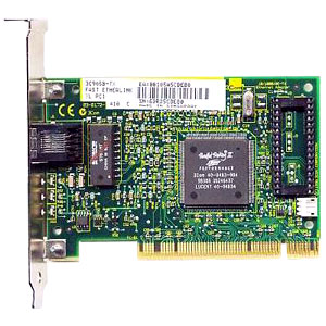 Nic pci 3com etherlink xl 10 100 pci 3c905c-tx