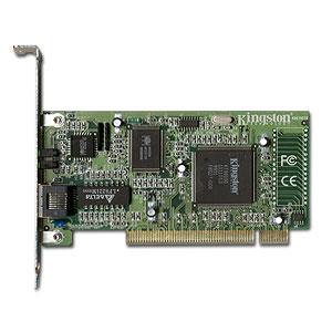Kingston Pci Fast Ethernet 10 100base Tx