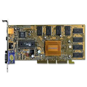 Sis 315 4X Agp 64MB